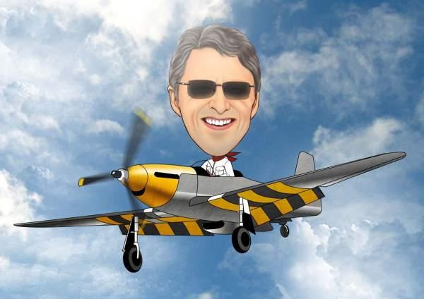 Cooler Pilot