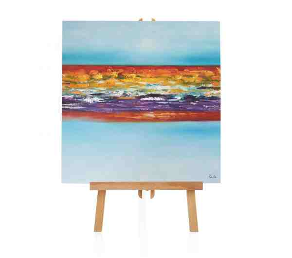 """Acryl Gemälde """"Not another Rainbow"""""""