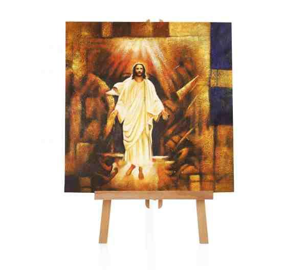 Jesus Ölbild