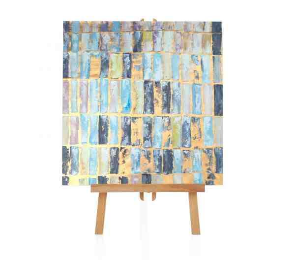"Acryl Gemälde ""Pattern"""