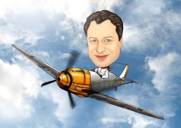 Sportflugzeug Liebhaber
