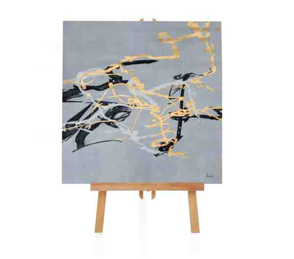 "Acryl Gemälde ""Mindful"""