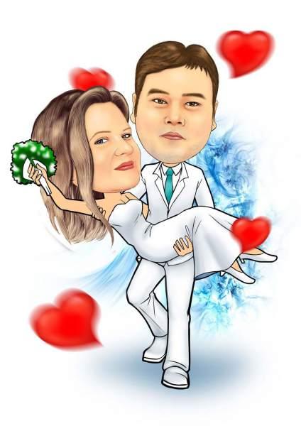 Wir feiern Hochzeit