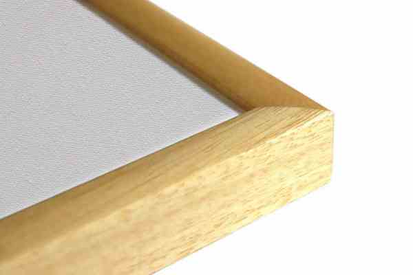 Standard Bilderrahmen Holz Natur
