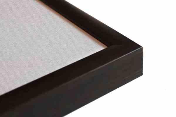 Standard Holz Bilderrahmen Schwarz
