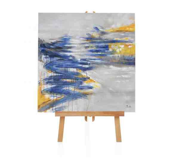 """Acryl Gemälde """"Where I go"""""""
