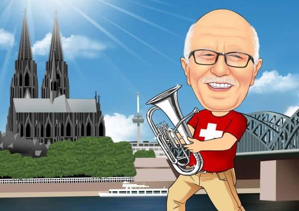 Schweizer Trompeter