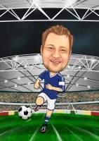 Der Fußballer