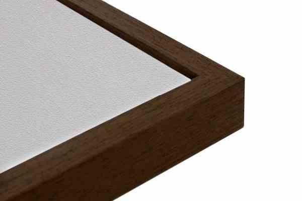 Wenge Holz Rahmen