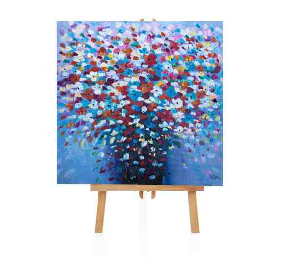 "Acryl Gemälde ""Blüten aus Acryl"""