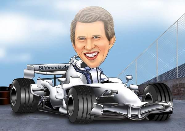 Formel 1 Silber