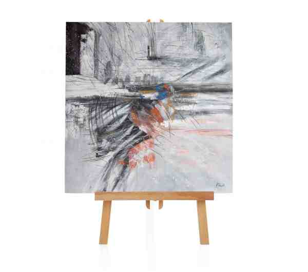 "Acryl Gemälde ""Accomplished"""