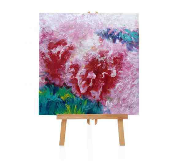 """Acrylbild """"Blossom"""""""