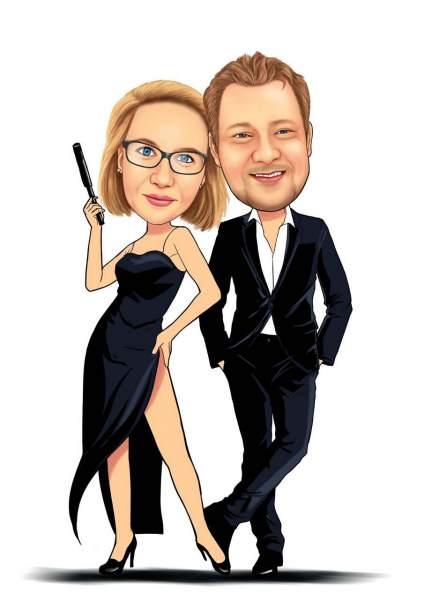 Mr und Mrs