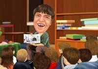 Spaß im Unterricht