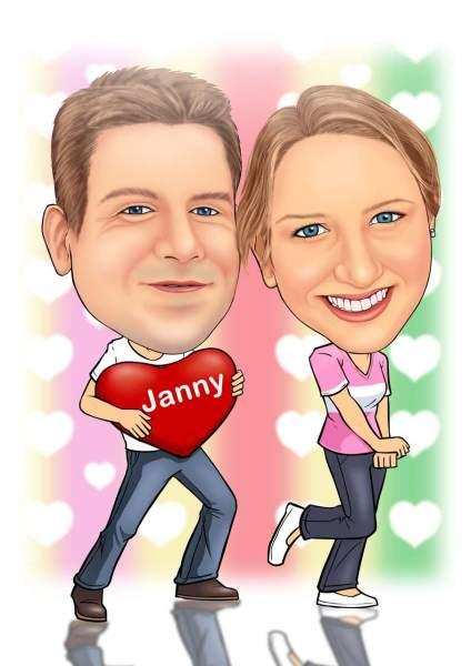 Janny mein Herz