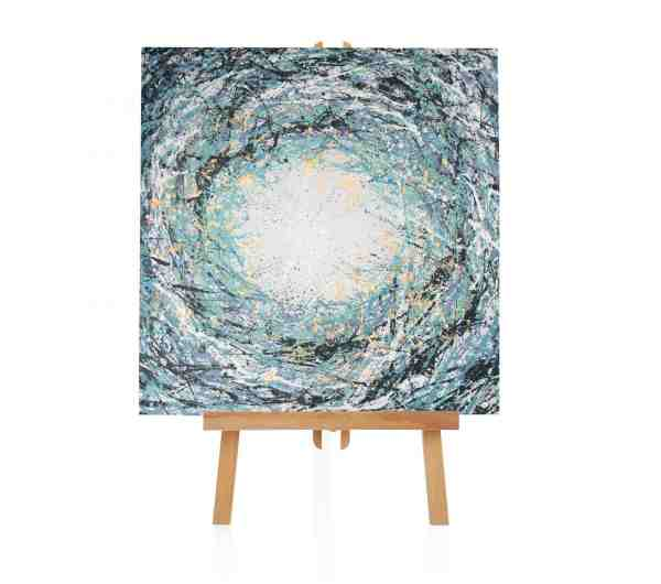 "Acryl Gemälde ""Twist"""