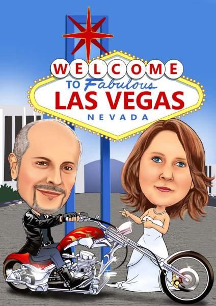 Der schönste/coolste Tag in Vegas