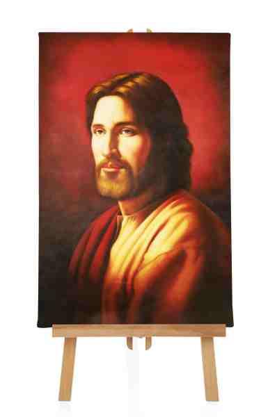 Jesus Christus Ölbild