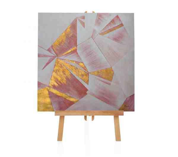 "Acryl Gemälde ""Romanticism"""