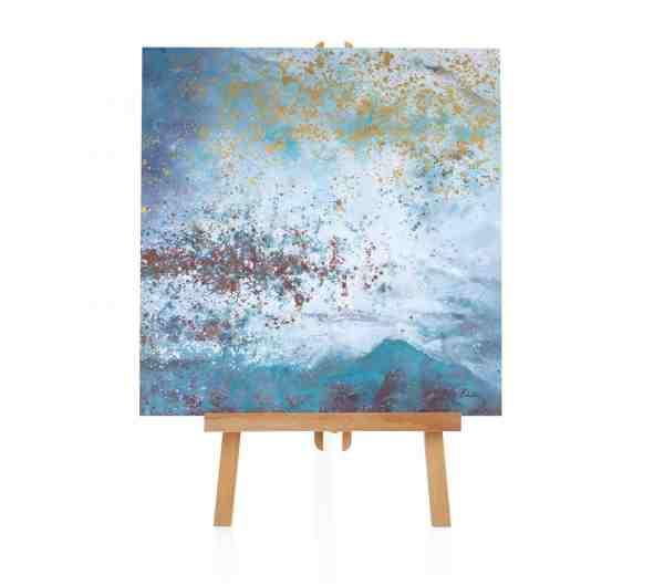 """Acryl Gemälde """"Strength"""""""