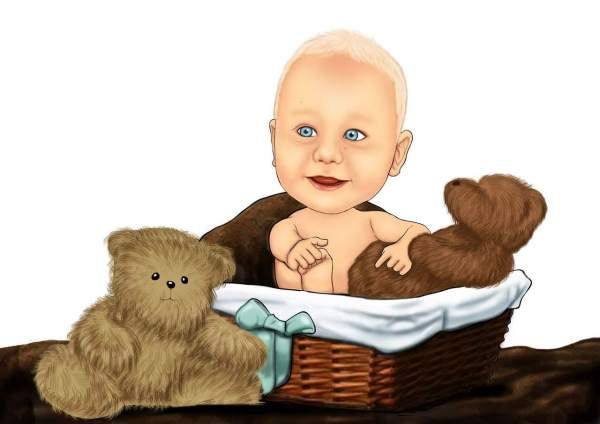 Mein Freund der Teddybär