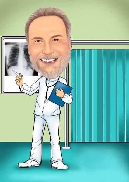 Der freundliche Arzt