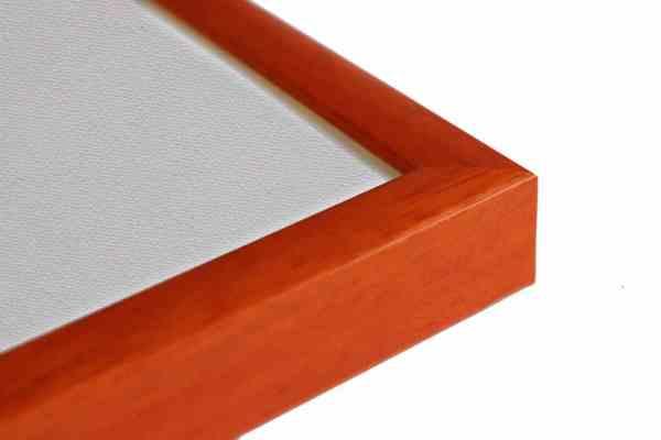 Standard Holzrahmen orange