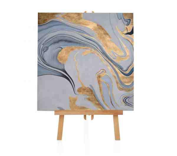 "Acryl Gemälde ""Liquid Sense"""