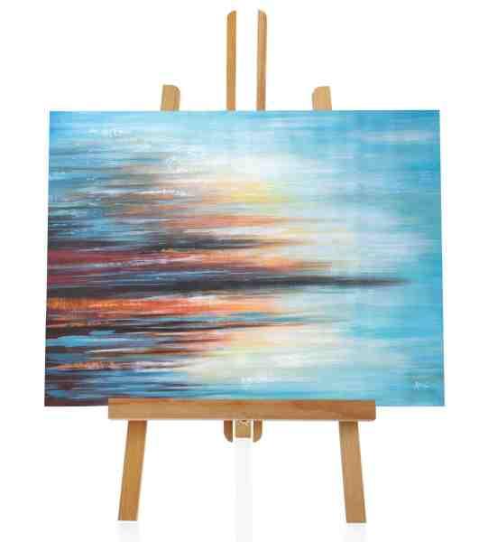 "Acrylbild ""Sun Reflection"""