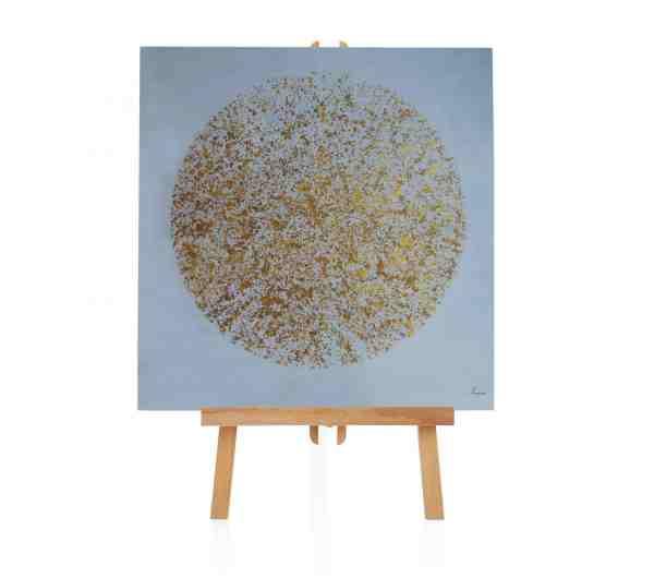 """Acryl Gemälde """"Circled"""""""