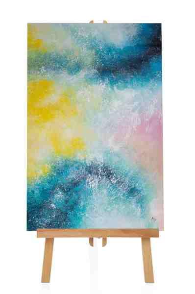 """Acrylbild """"Piece of Art"""""""